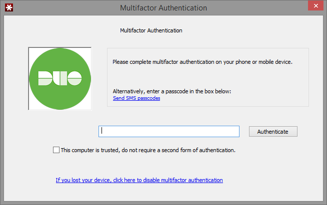Logging In to LastPassGuide to Two-Factor Authentication